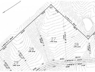 Piney Flats Residential Lots & Land For Sale: Lot 27 Hester Court