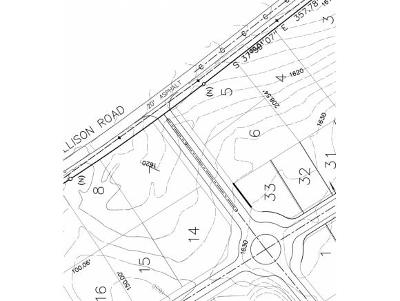 Piney Flats Residential Lots & Land For Sale: Lot 5 Allison Road