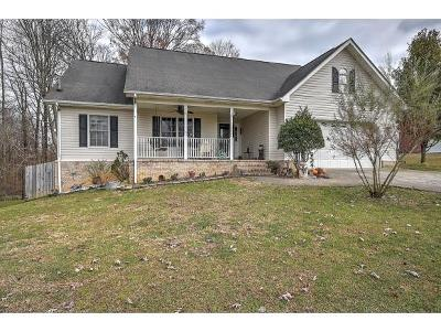 Single Family Home For Sale: 1532 Rocky Hollow Rd.