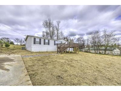 Single Family Home For Sale: 1830 Dover Road