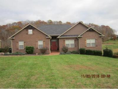 Greene County, Washington-Tn County Single Family Home For Sale: 457 Free Hill Rd