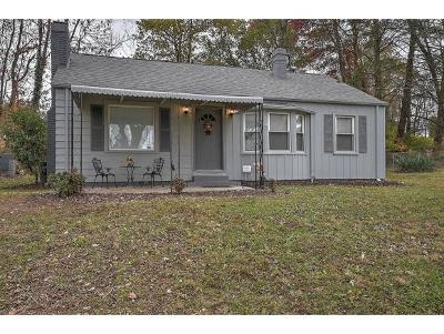 Single Family Home For Sale: 1291 Milligan Hwy