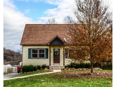 Gray TN Single Family Home For Sale: $209,000