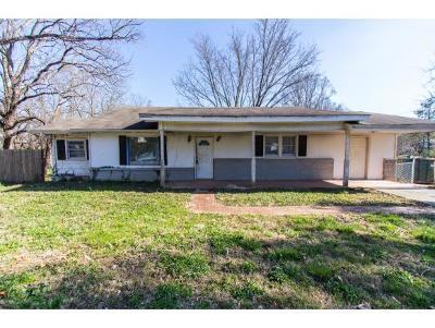 Johnson City TN Single Family Home For Sale: $45,000