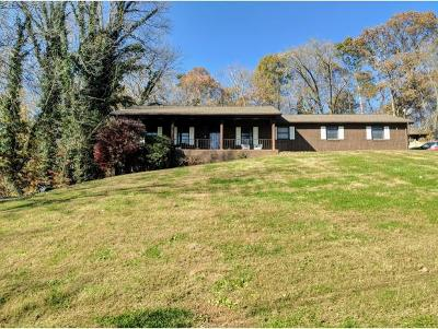 Bristol Single Family Home For Sale: 209 Hill Dr