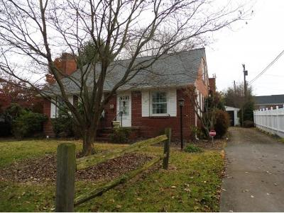 Kingsport Single Family Home For Sale: 2232 Hermitage Drive