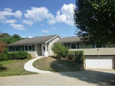 Kingsport Single Family Home For Sale: 4508 Talbert Circle