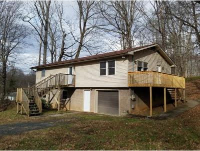 Johnson City TN Single Family Home For Sale: $129,900