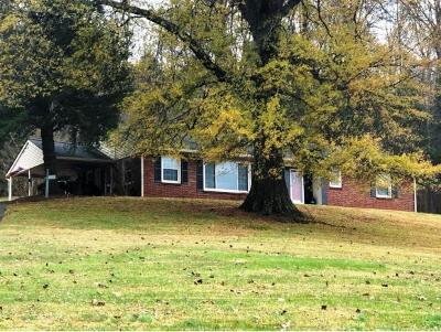 Elizabethton Single Family Home For Sale: 2056 Valentine