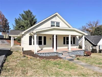 Kingsport Single Family Home For Sale: 2816 Ashley St