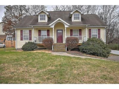 Single Family Home For Sale: 103 Judd Ln
