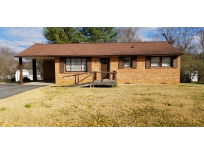 Kingsport Single Family Home For Sale: 3368 Grandview Drive