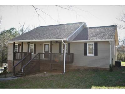Jonesborough Single Family Home For Sale: 733 Old Embreeville Road