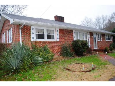 Greeneville TN Single Family Home For Sale: $154,900