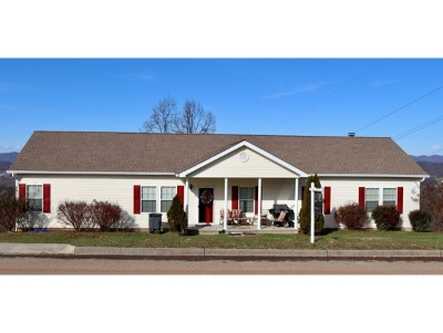 Kingsport Single Family Home For Sale: 4886 Eagle Pointe Drive