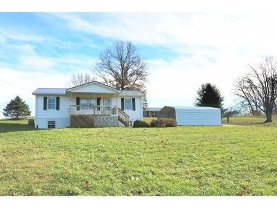 Bristol VA Single Family Home For Sale: $120,000