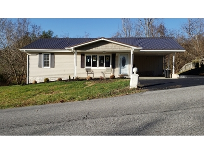 Kingsport TN Single Family Home For Sale: $137,900