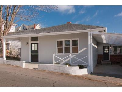 Abingdon Single Family Home For Sale: 130 N Wall Street