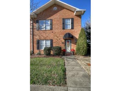 Johnson City Condo/Townhouse For Sale: 1721 Skyline Drive #201
