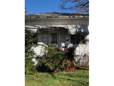 Kingsport Single Family Home For Sale: 1450 E. Center Street