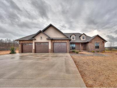 Jonesborough Single Family Home For Sale: 124 Rhett Way