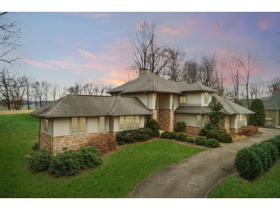bristol Single Family Home For Sale: 14855 Springview Ridge