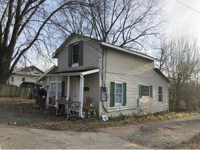 Johnson City TN Single Family Home For Sale: $24,900