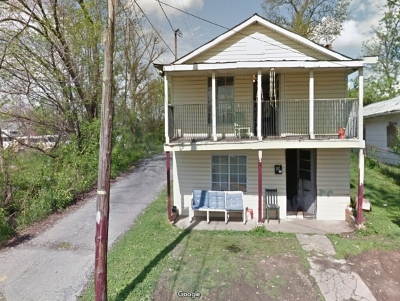 Johnson City TN Single Family Home For Sale: $29,900