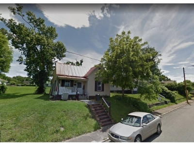 Johnson City TN Single Family Home For Sale: $34,900