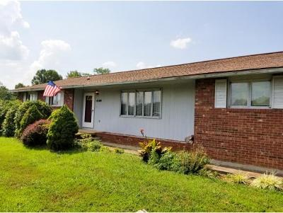 Kingsport TN Single Family Home For Sale: $108,000