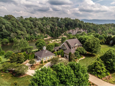 Greeneville Single Family Home For Sale: 823 Waterstone Circle