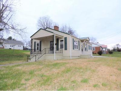 Johnson City TN Single Family Home For Sale: $104,900