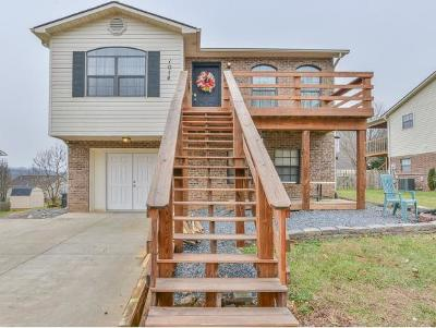 Johnson City TN Single Family Home For Sale: $144,000