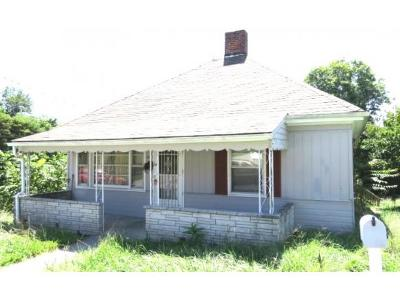 Bristol VA Single Family Home For Sale: $31,000