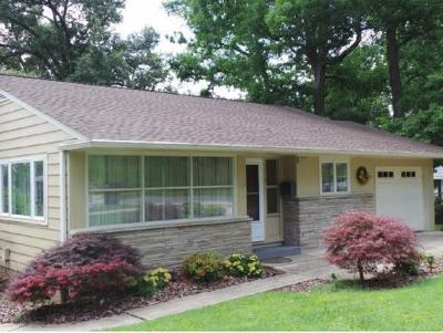 Kingsport TN Single Family Home For Sale: $159,995