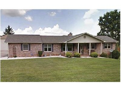 Greeneville TN Single Family Home For Sale: $289,950