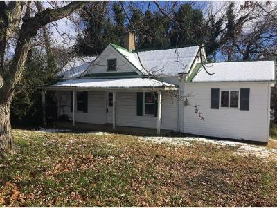 Greeneville TN Single Family Home For Sale: $24,900