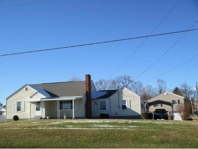 Greeneville TN Single Family Home For Sale: $117,500