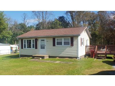 Johnson City TN Single Family Home For Sale: $79,900