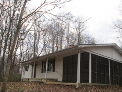 Bristol TN Single Family Home For Sale: $55,000