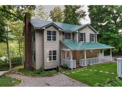 Butler Single Family Home For Sale: 1979 Sink Valley Road