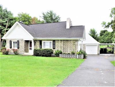 Kingsport Single Family Home For Sale: 2820 Ashley St