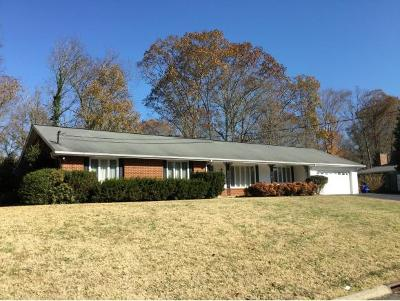 Kingsport Single Family Home For Sale: 2620 Suffolk Dr.