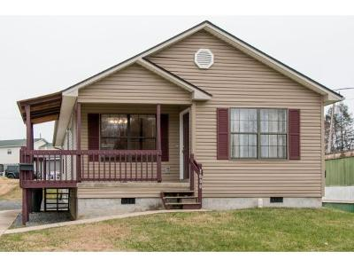 Bristol Single Family Home For Sale: 1609 6th Street Ext