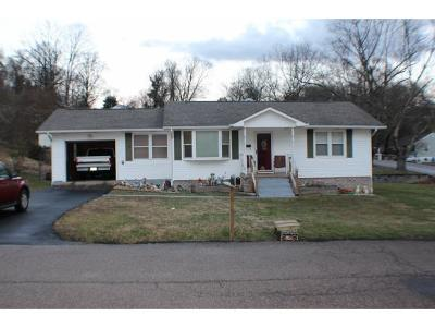 Kingsport Single Family Home For Sale: 1200 Frank Street