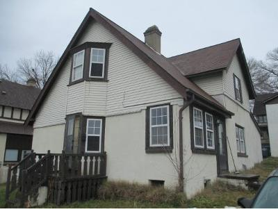 Kingsport Single Family Home For Sale: 422 W Sullivan