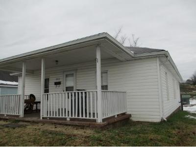 Kingsport Single Family Home For Sale: 1512 Lake St