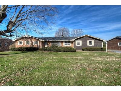 Johnson City TN Single Family Home For Sale: $254,900
