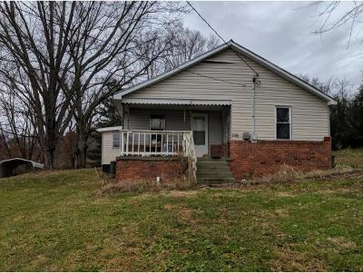 Johnson City TN Single Family Home For Sale: $30,000