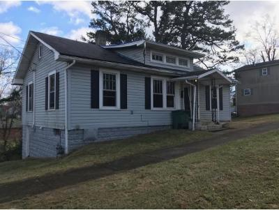 Elizabethton Single Family Home For Sale: 406 S Watauga Ave